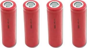 batterier med nano-tråder